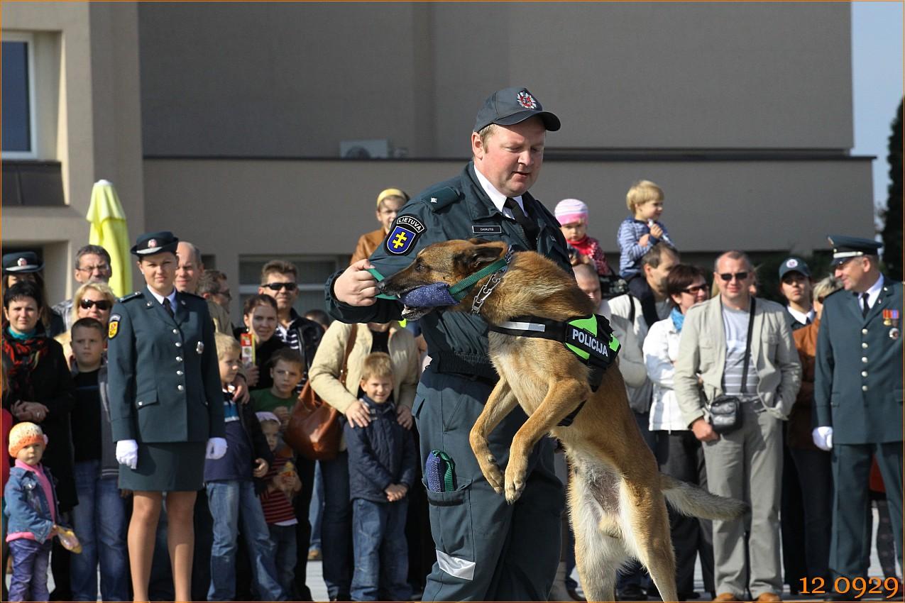 Policijos ir visuomenės šventė Tauragėje