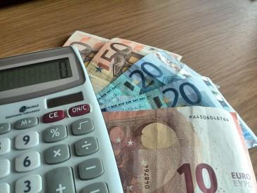 Pinigai Eurai