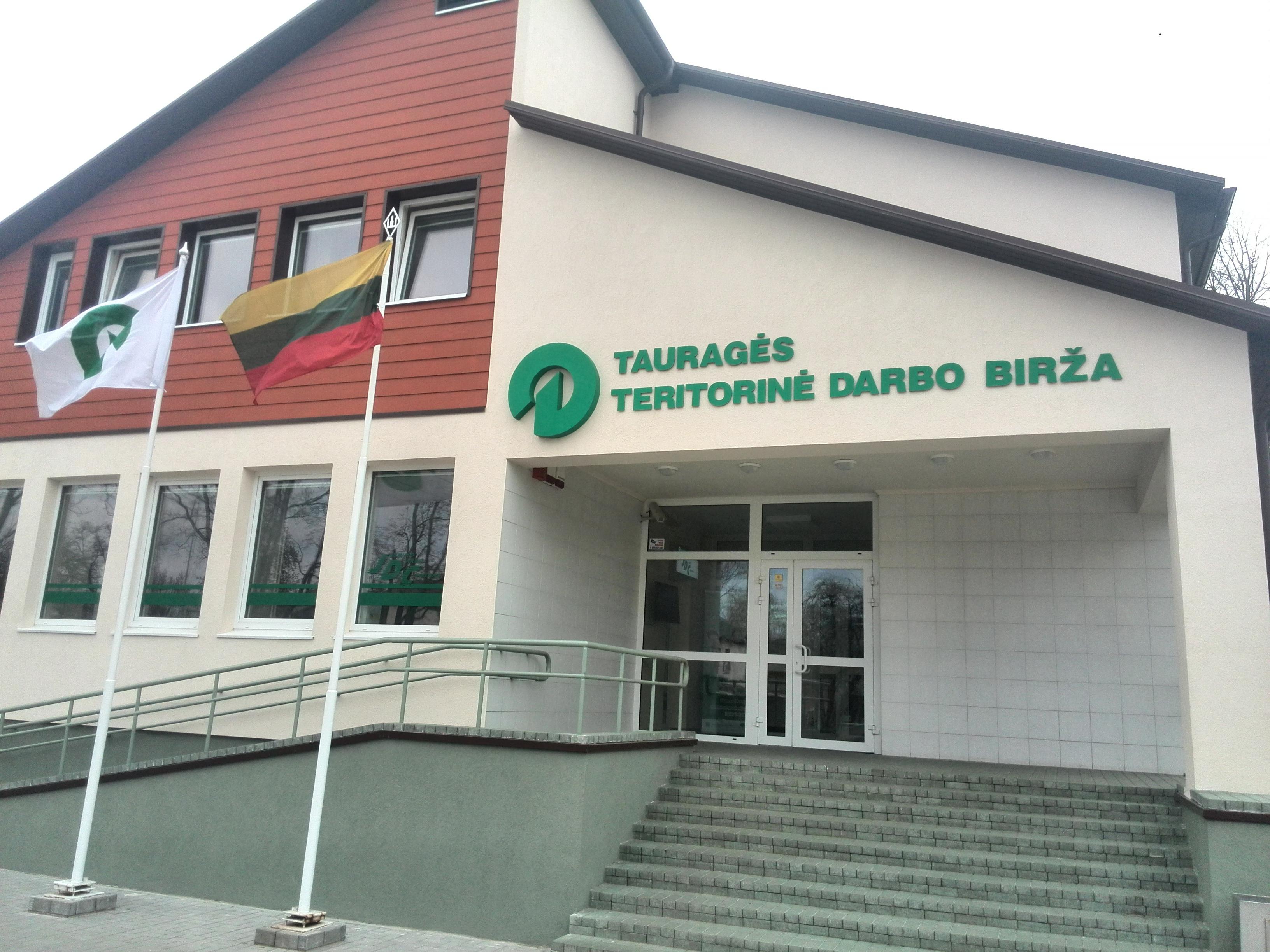 Tauragės teritorinė darbo birža darbdavius kviečia pasinaudoti profesinio mokymo programa