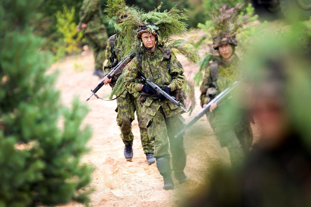 Prasideda priėmimas į Jaunesniųjų karininkų vadų mokymus