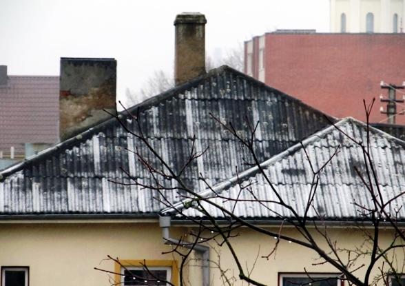 Kviečia teikti paraiškas asbesto stogams pasikeisti