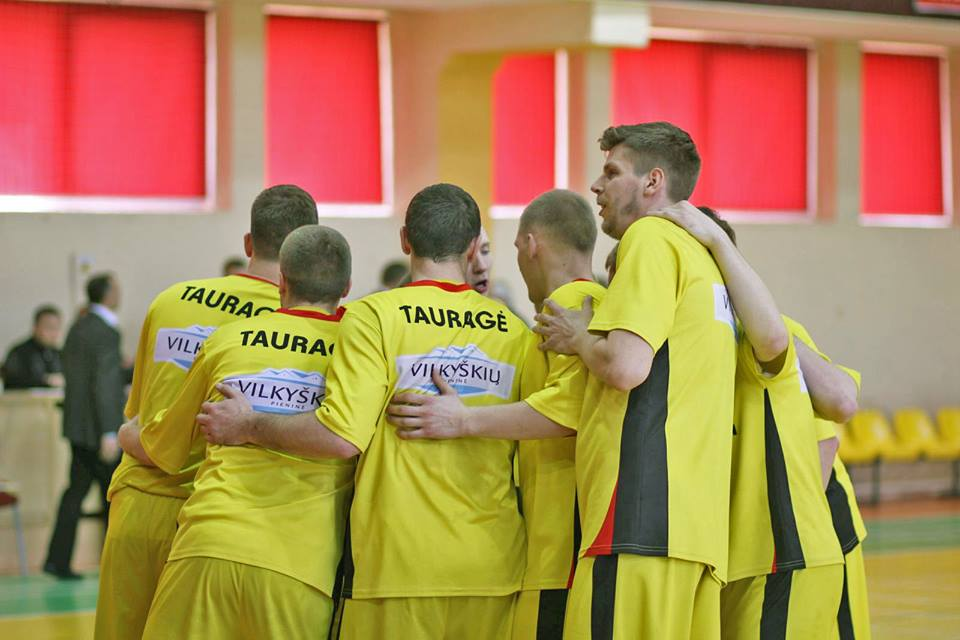 Tauragės krepšinio klube – gerai pažįstami ir nauji veidai