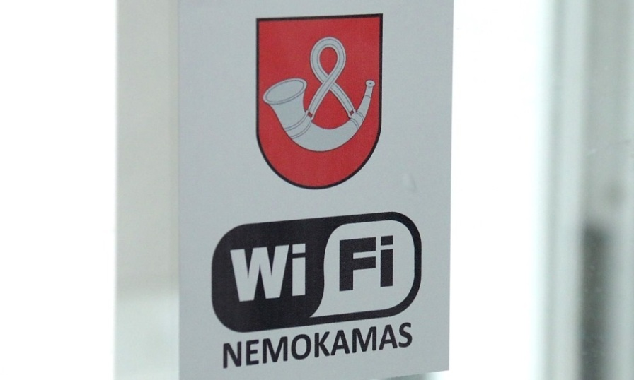 Vieša bevielio interneto prieiga jau ir Tauragės rajono savivaldybėje