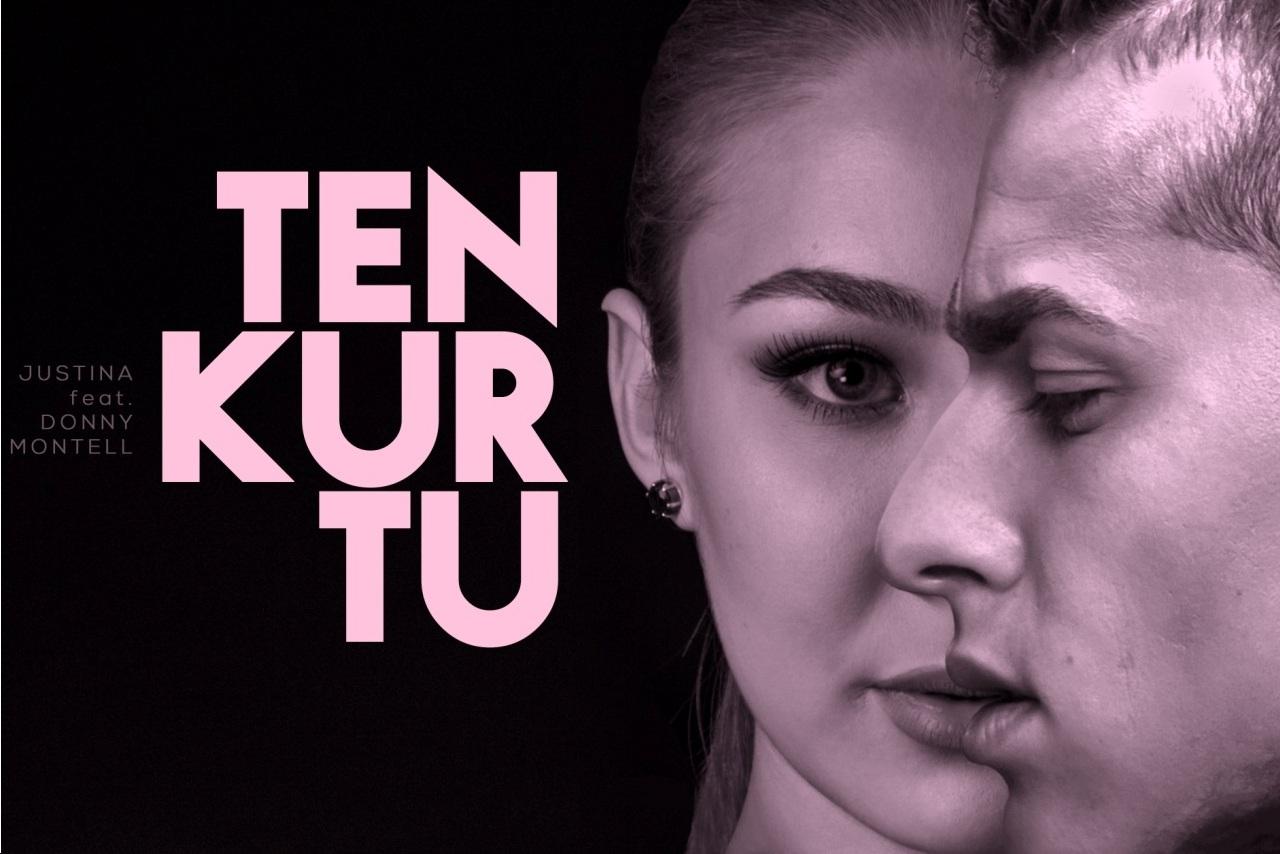 """Premjera: Justina Budaitė pristato kūrinį """"Ten Kur Tu"""" (video)"""