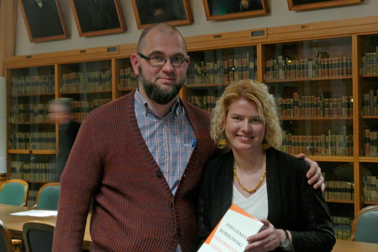Johanesas Bobrovskis ir Lietuva (nuotraukos)