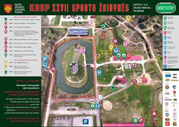 Kasmetinės Krašto Apsaugos Savanorių Pajėgų sporto žaidynės