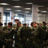 Portugalijos pajėgų kariai dalyvaus miesto šventės renginiuose