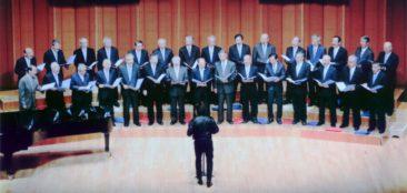 Japonijos Schizuoka universiteto senjorų klubo vyrų choras
