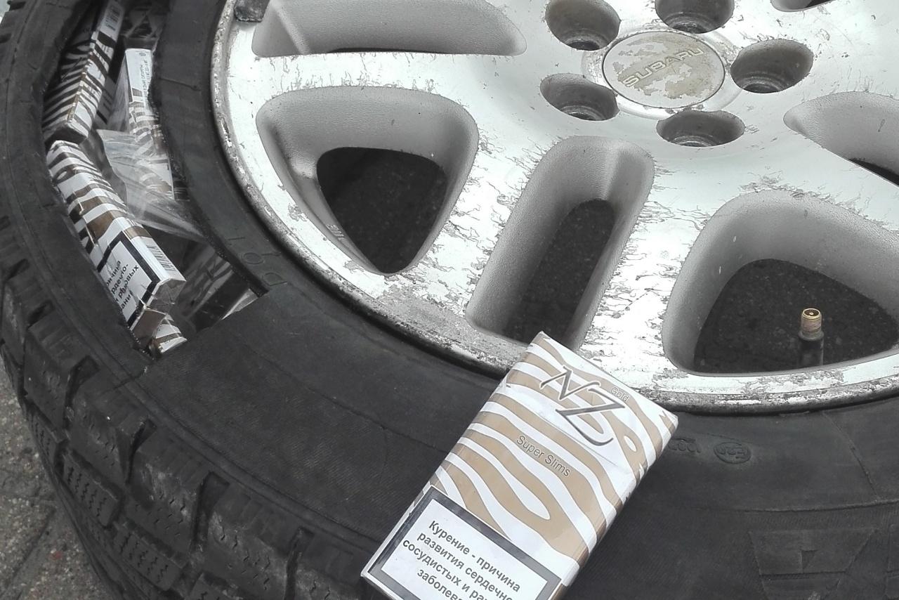 Tauragės pareigūnams įkliuvo kontrabandines cigaretes gabenęs Panemunės gyventojas