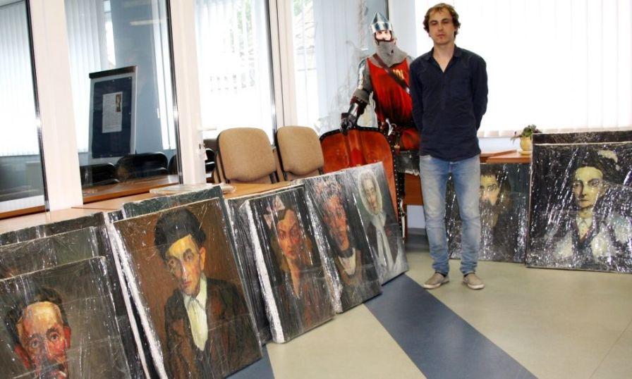 Šilalės Vlado Statkevičiaus muziejus sulaukė ypatingos dovanos
