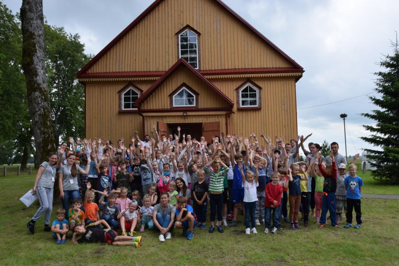 Šią vasarą rajono savivaldybė finansavo 36 vaikų vasaros poilsio stovyklas