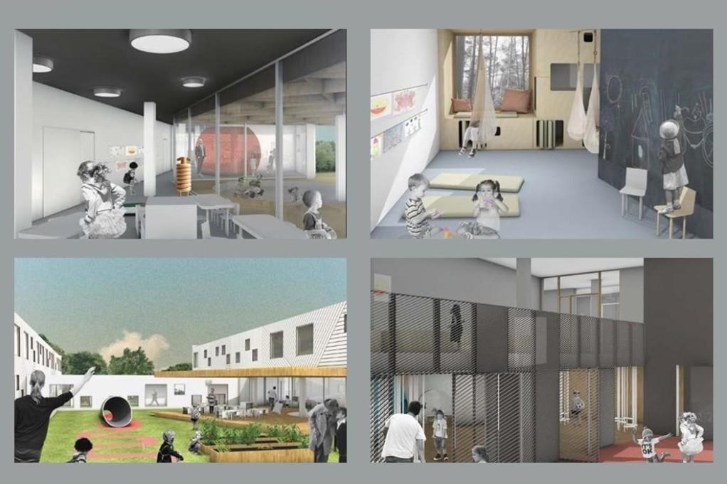"""Vaikų reabilitacijos centro-mokyklos """"Pušelė"""" laukia moderni renovacija"""