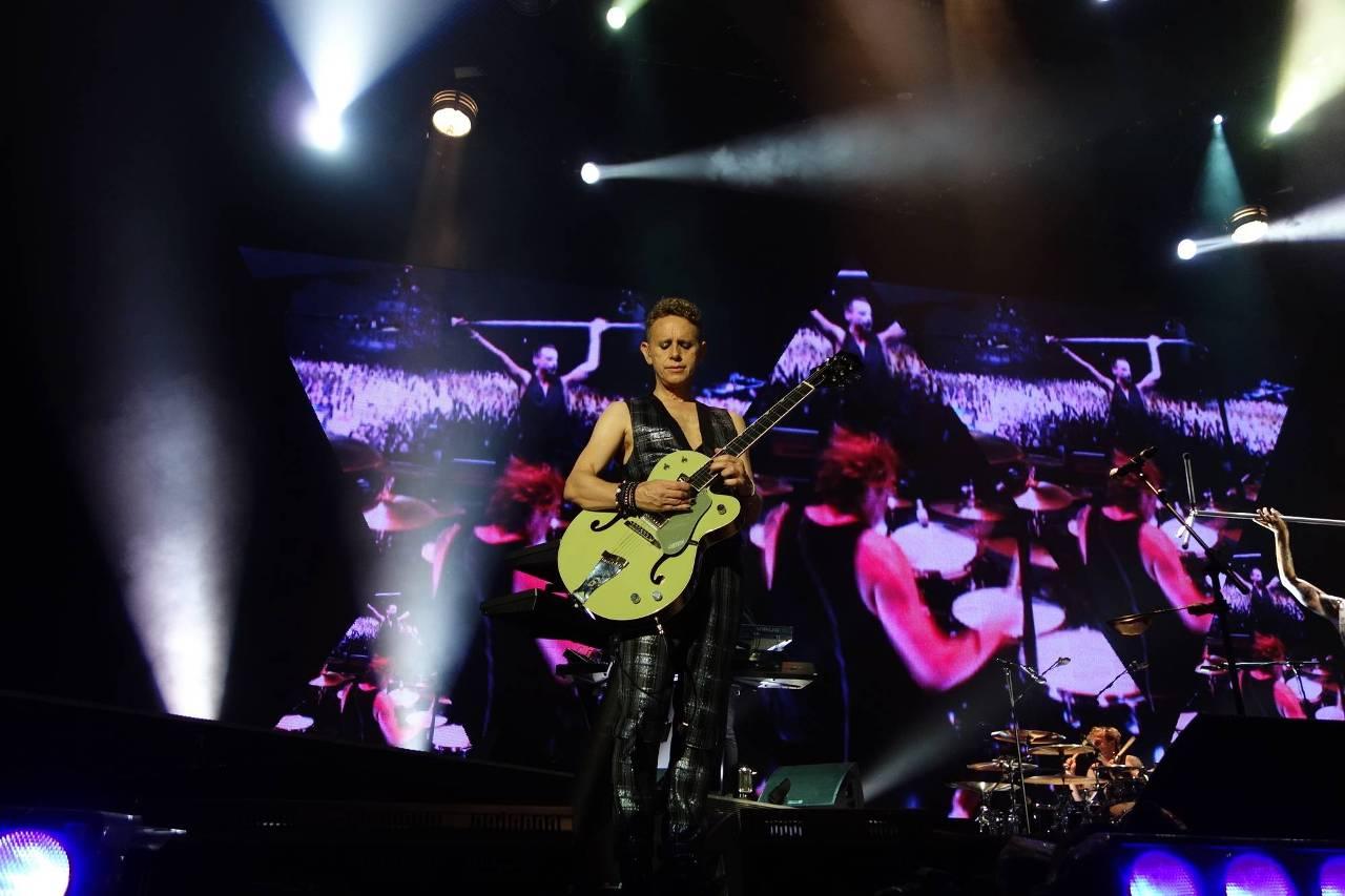 """""""Depeche Mode"""" pristatė naują vaizdo klipą (video)"""