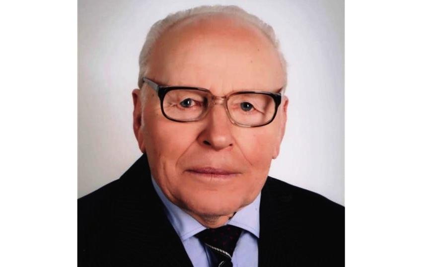 In memoriam Kazimieras Vaičiulis (1931–2017)