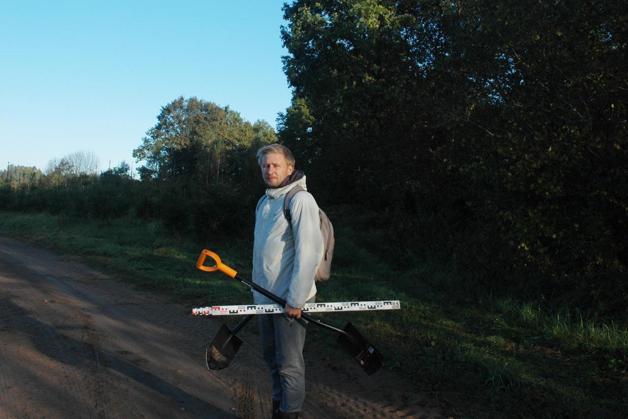 Akmens amžiaus gyvenviečių paieškos ir jų tyrimai Tauragės rajone (audio)