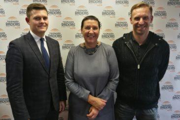 Dovydas Kaminskas, Andrius Bendikas, Diana Vaitiekienė