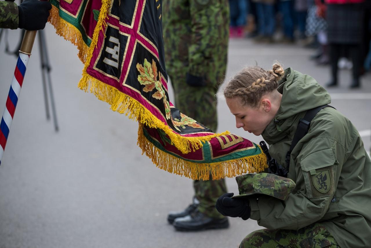 Pagėgiuose Lietuvos Respublikai prisieks privalomosios pradinės karo tarnybos kariai