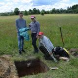 Akmens amžiaus gyvenviečių paieškos ir jų tyrimai Tauragės rajone