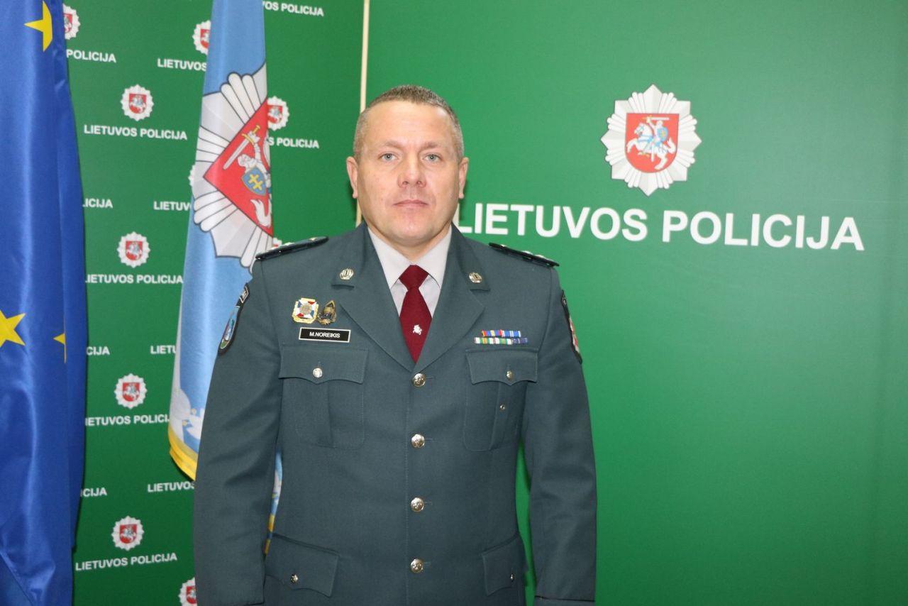 Išrinktas naujasis Tauragės AVPK pavaduotojas – Mindaugas Noreikis