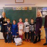 Batakių pagrindinės mokyklos 2 klasės komanda