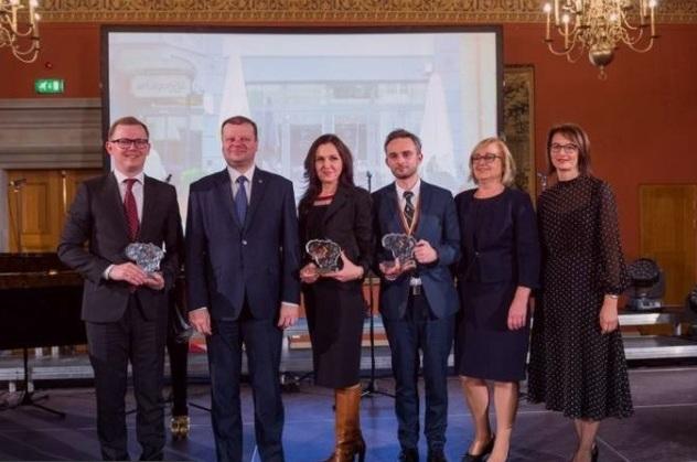 Apdovanotos iniciatyvos, padedančios emigrantams grįžti ir pritapti Lietuvoje