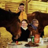 """""""Folkšoko'2017"""" pristatyme – pietūs su žirgais"""