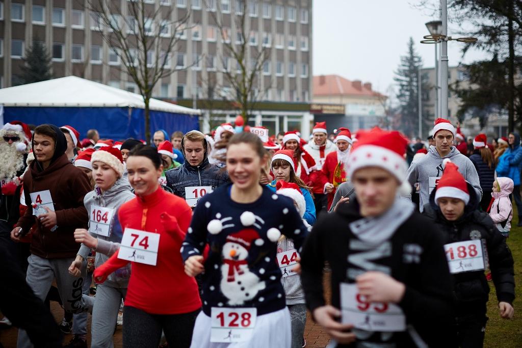 Startuoja Kalėdinio Gerumo bėgimo nemokama registracija (nuotr.)