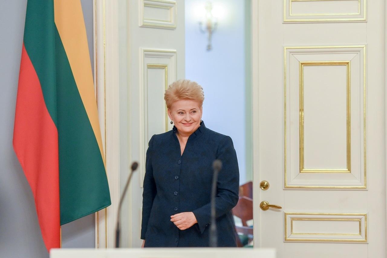 "Prezidentė Dalia Grybauskaitė Tauragėje duos startą projektui ""Globali Tauragė"""