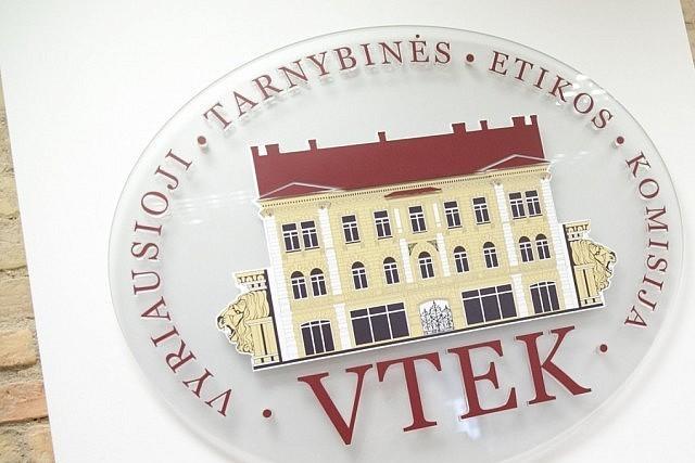 Vyriausioji tarnybinės etikos komisija steigia Privačių interesų registrą