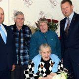Šimtametė Antanina Augienė