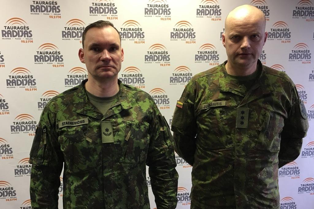 Apie šalies Krašto apsaugos savanorių pajėgas, atsidavimą ir tarnybos ypatumus