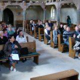 Kūrybos skaitymai Žukų bažnyčioje