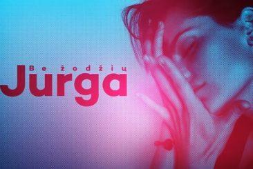 Nauja Jurgos daina – apie jausmą, kai lieki be žodžių