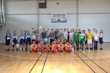 Bendruomenių komandos Europos kaimynų dieną paminėjo žaisdamos krepšinio rungtynėse