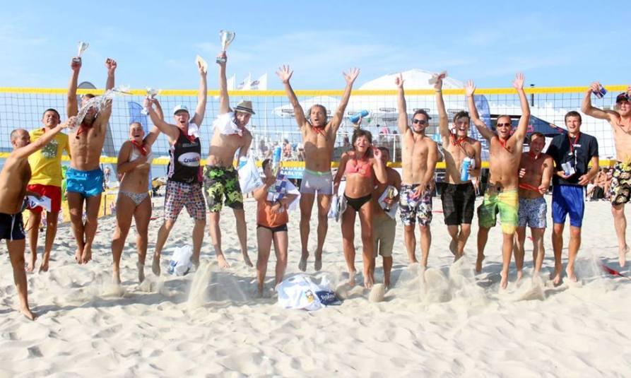Beachball FEST 2018 Nidoje: jūra, saulė, muzika, tinklinis ir tenisas