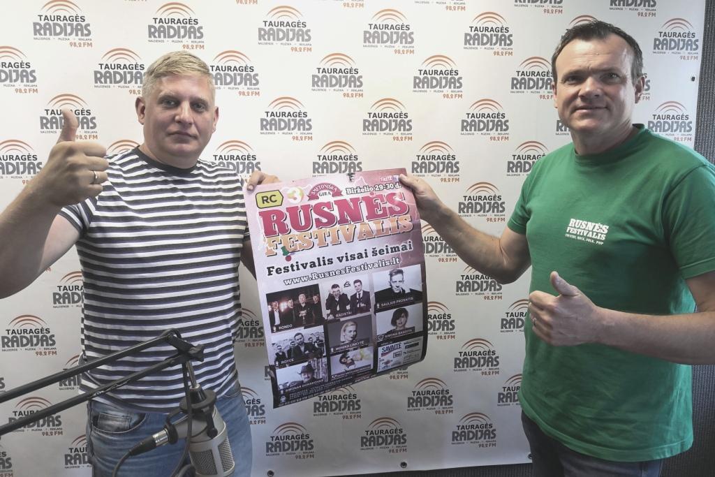 Rusnės salą drebins muzikos ir pramogų festivalis