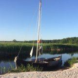 Pavogtas laivas