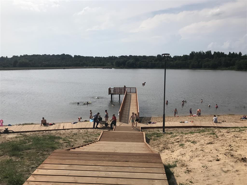 Skaudvilėje – nauja moderni poilsio, laisvalaikio ir sveikatinimo zona (nuotr.)