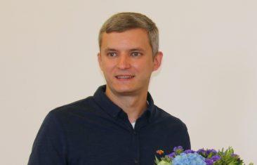 Tauragės vardą užsienyje garsins dar vienas ambasadorius - Juozas Kazlauskas