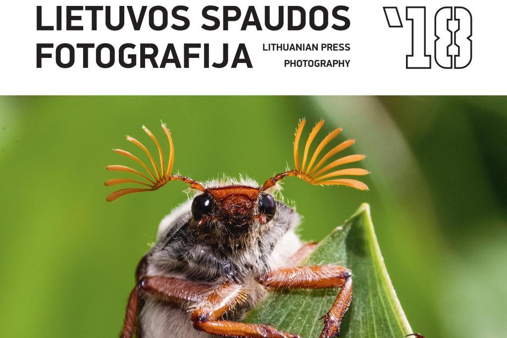 """Nacionalinio konkurso """"Lietuvos spaudos fotografija"""" paroda Tauragėje"""
