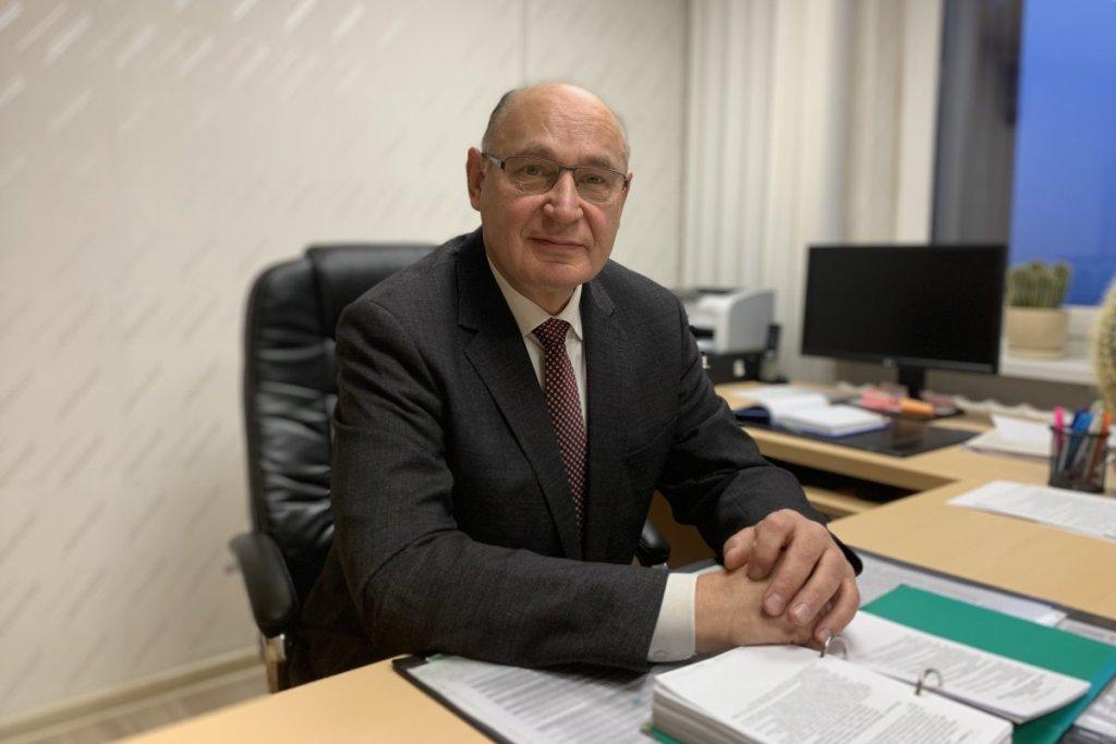 Tauragės apylinkės teismo pirmininko pareigas pradeda eiti Egidijus Mockaitis