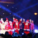 Tauragės Pilies aikštėje sužibo Kalėdų eglė