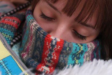 Sergamumas gripu ir ūminėmis viršutinių kvėpavimo takų infekcijomis